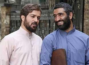 گریم متفاوت «احمد مهرانفر» در فیلم «دینامیت»